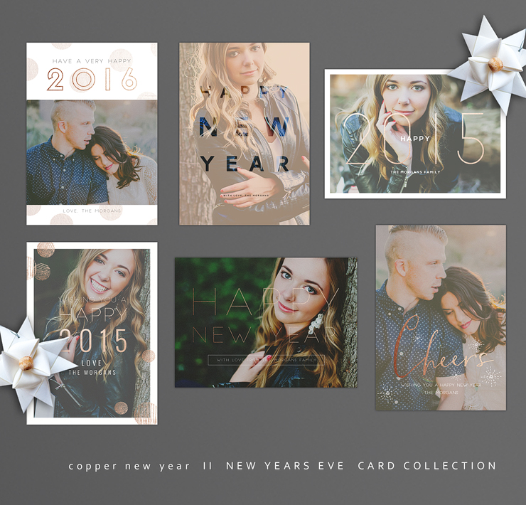new year 2014 cards collection copper20new20year20201420cards20collectionjpeg
