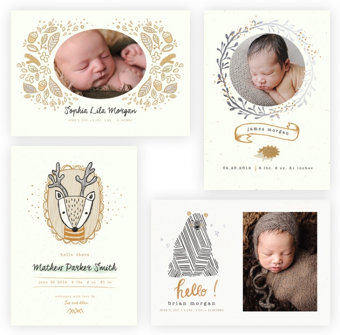 Woodland20Wonder205x720Birth20Announcement20Cards1.jpeg