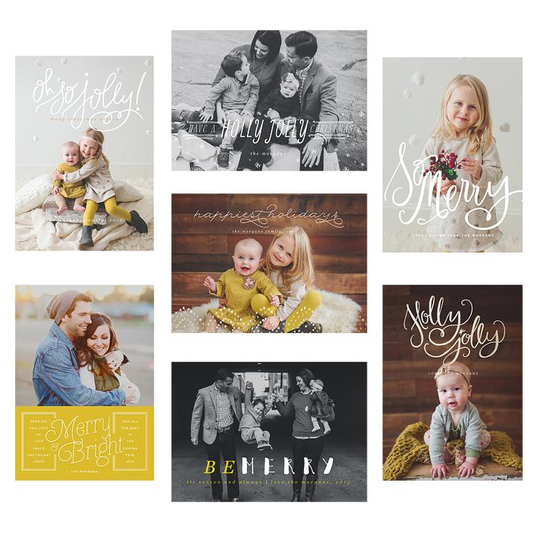 Oh So Jolly 5×7 WHCC Christmas Cards