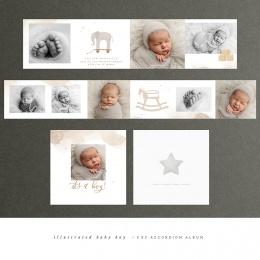illustrated-baby-boyalbum1