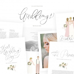 illustrated-weddingmag
