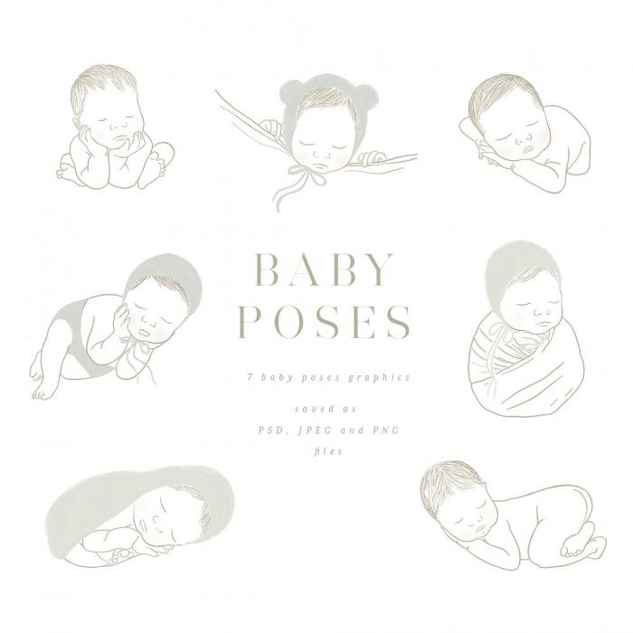 babyposes
