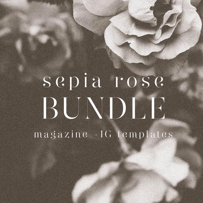 sepia-rose-bundle