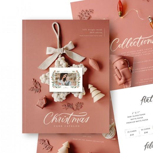 2018 Christmas Card Catalog vol 2 - Oh Snap Boutique