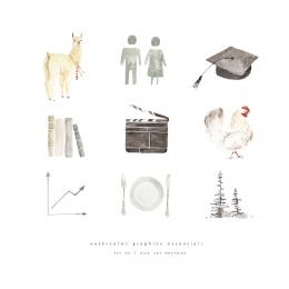watercolor-graphics-essentials-vol6