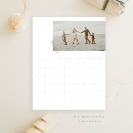 2019_simple_type_calendar_vol3
