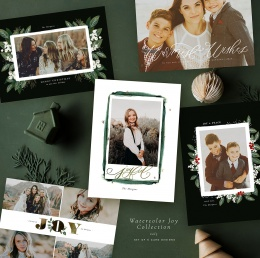 waterolor_joy_holiday_card_collection_vol3