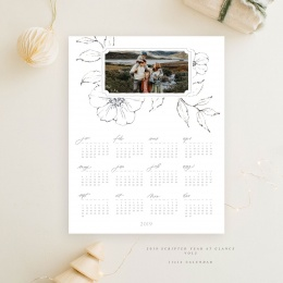 2019year_at_glance_calendar_vol2