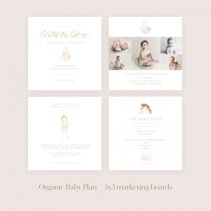 Organic_baby_plan_5x5_marketing_boards