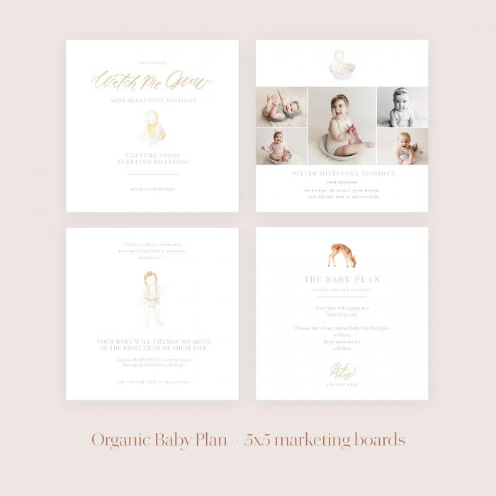 Organic_baby_plan_5x5_marketing_boards