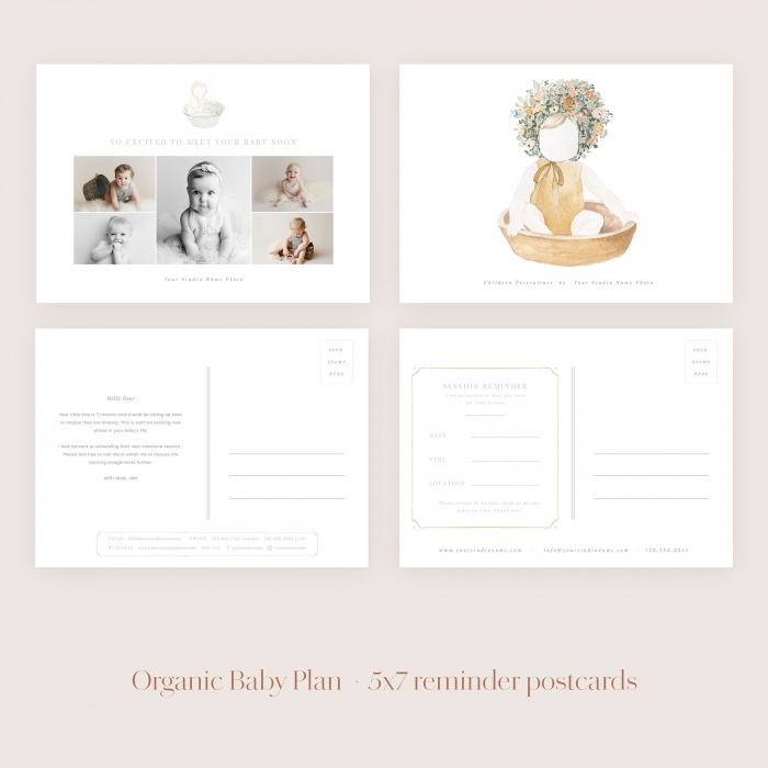 Organic_baby_plan_5x7_reminder_postcards