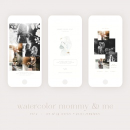 watercolor_mommy_and_me3_ig_templates