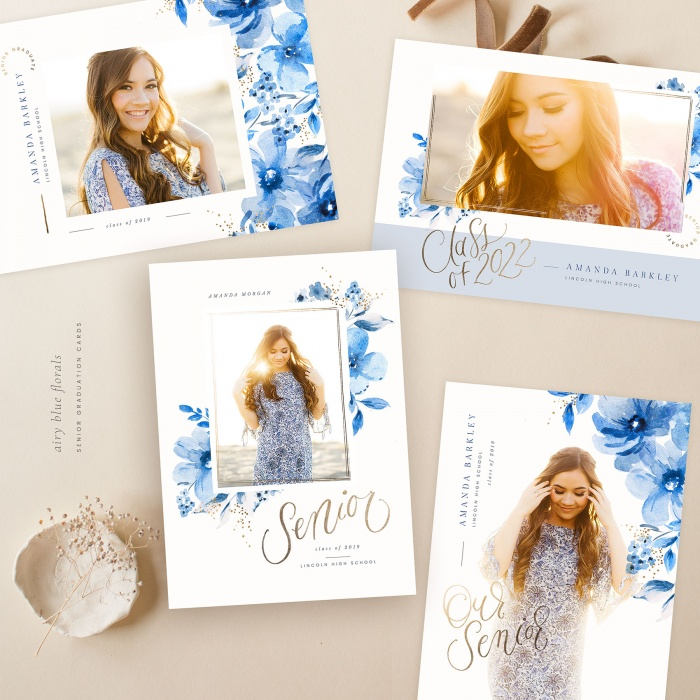 airy_blue_florals_grad_cards