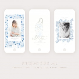 antique_blue_maternity_ig_templates_vol2