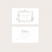 floral_soiree_business_card