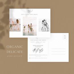 organic_delicate_Promo_postacrd