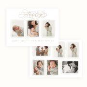 ScriptedSimplicity_birthannouncementcard