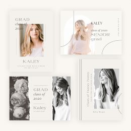 Modern_twist_graduation_cards_templates_front_vol1