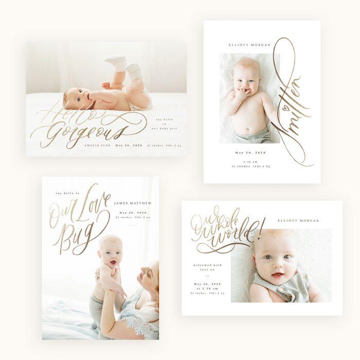 smitten_birth_announcement_cards