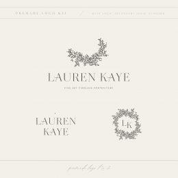 Lauren_kaye_premade_logo
