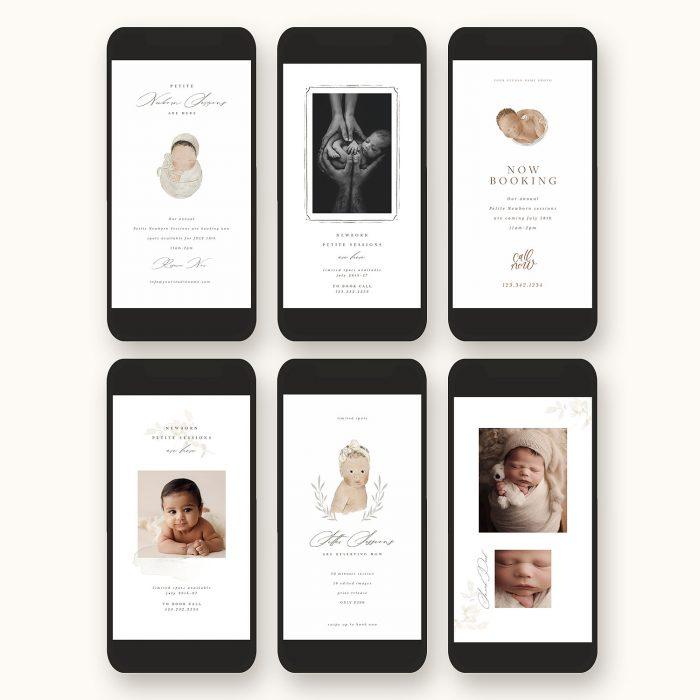 Petite_newborn_ig_stories
