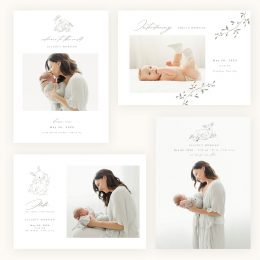 smitten_birth_announcement_cards_vol2
