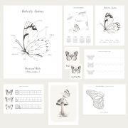 Butterfly_printableCollection2