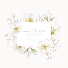 summer-florals-clipart