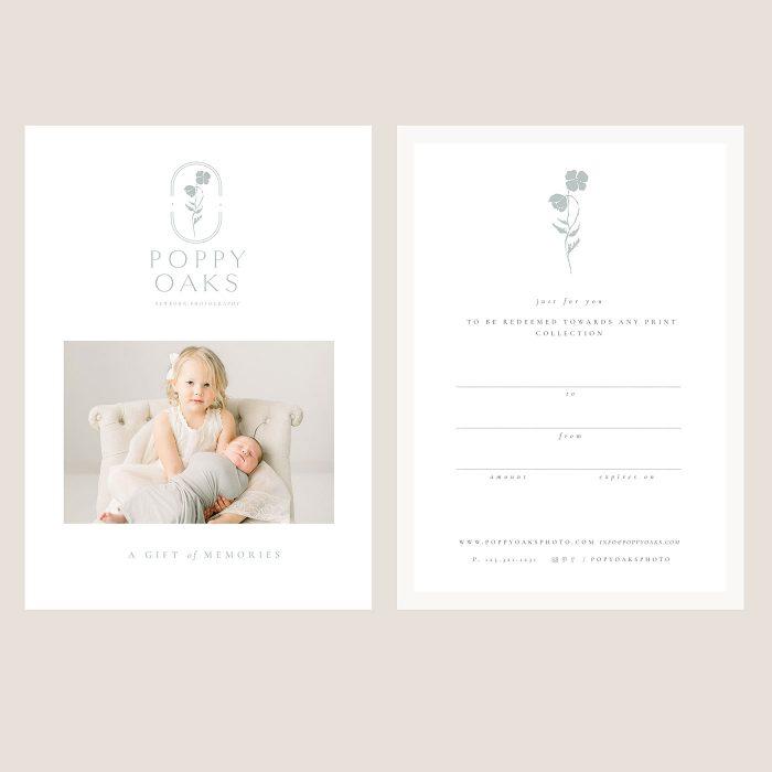 poppy_oaks_5x7_gift_certificate