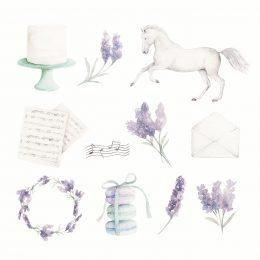 lavender_clipart